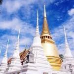 【観てきたばかり!】タイバンコクの観光名所はここがおすすめ!