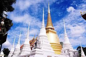 タイの三大寺院