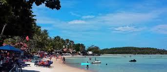 タイ観光サムイ島