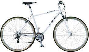 ビアンキクロスバイク