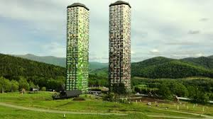 星野リゾートトマムザ・タワー
