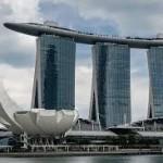 東京からシンガポールの飛行時間と日本とシンガポールの時差は?