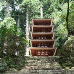 奈良県、室生寺の御朱印の種類と限定で使われた青龍印のご紹介!